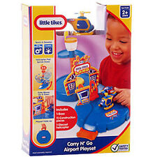 Little Tikes Carry N' Go J Airport Playset NEW
