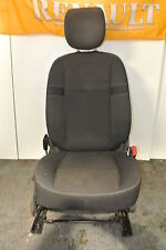 RENAULT GRAND SCENIC MK3 2009 - 2014  DRIVERS FRONT SEAT DYNAMIQUE