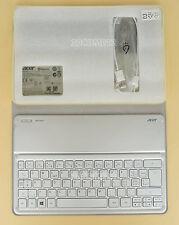 NEW for Acer Iconia Tab W701 KT-1252 Bluetooth Dock keyboard case Swiss Tastatur