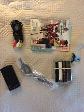 Sony Handycam Dcr-Trv140 accessories, battery, Case, Usb, Tv cables, new tapes