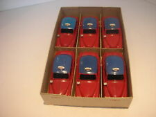 FRENCH DINKY 24UT SIMCA ARONDE TAXI-DEALER PACK OF 6-SUPERB.