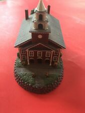 The Church On The Green Rockwell Hometown Collection Train Display