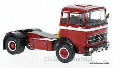 Mercedes LPS 1632 dunkelrot 1970  - 1:43 IXO   >>> NEUHEIT <<<
