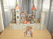 Playmobil lot chateau fort médieval 3666