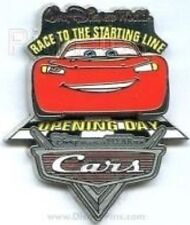 Disney Pin: WDW Cast Exclusive - Disney/Pixar's Cars Opening Day (LE 2000)