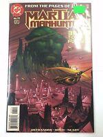 Martian Manhunter #11 Comic Book DC 1999