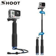 Telescopic Waterproof Handheld Selfie Stick Pole Monopod for GoPro Hero 6 5 4S 4