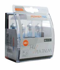M-Tech Powertec Platinum +130% H4 12V DUO Halogen Light OEM Replacement Bulb
