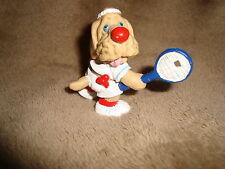 "1985 Wrinkles tennis player Ganz Bros PVC Figure 2.25"""