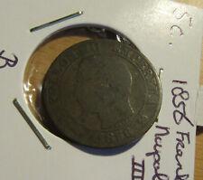 Frankrijk 5 centimes 1856 (B)