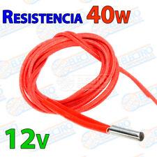 Resistencia HOTEND 12v 40w ceramica impresora 3D extrusor prusa reprap