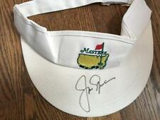Jack Nicklaus- Signed MASTERS Golf Visor