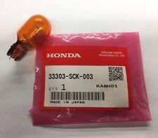 Genuine Honda Bulb  (12V 21W) (Amber) 33303-SCK-003