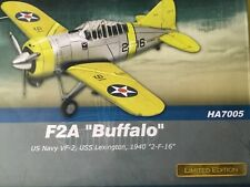 Hobby master 1:48 HA7005  F-2A  Buffalo  Rare and Limited Edition of only 1000