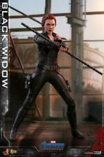 """Hot Toys 1/6th Scale MMS533 Avengers: Endgame Black Widow 12"""" Action Figures"""