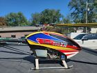 Trex 600xn Rc Helicopter ....built and test flown just add your flybarless unit