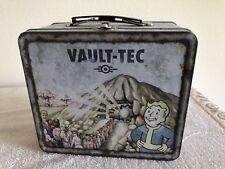 Fallout Lunchbox 2014 Collectors Edition - Vault Tec / Boy 3 4 New Vegas 76