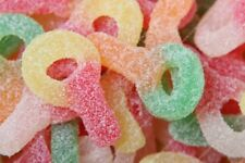 SOUR FIZZY DUMMIES 1KG RETRO BAG OF JELLY SWEETS PICK N MIX