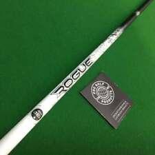 Aldila Rogue White 60g Stiff Flex Fairway Shaft - Choose Adapter