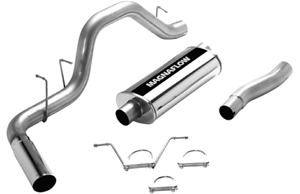 Magnaflow MF Series Stainless Cat-Back System Exhaust System Kit, 15737