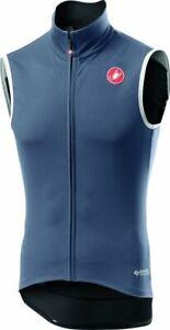 Castelli Perfetto RoS Vest, Men's XL Blue