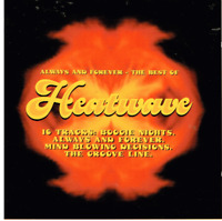 Heatwave - Always And Forever - The Best Of Heatwave CD - 16 Fantastic Tracks