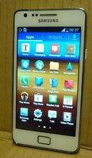 Samsung Galaxy S2 GT-I9100 Mobile phone White