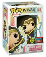 DC WW84 Wonder Woman #361 NYCC 2020 FUNKO POP VINYL FIGURE NEW + PROTECTOR