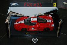 Ferrari FXX #23  HOTWHEELS ELITE IN box SEE INFO 1/18