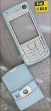New!! Blue Housing / Fascia / Cover / Case for Nokia 6680