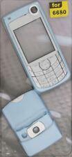 New!! Blue Housing / Fascia / Cover / Case for Nokia 6680