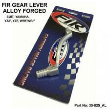 FIR GEAR LEVER - SILVER - Yamaha  YZ400F YZF400 YZ426F YZF426 1998 - 2003