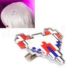 Haarklammer Haarspange Flugzeug Chiaki Nanami Clip Anime Danganronpa Cosplay Neu