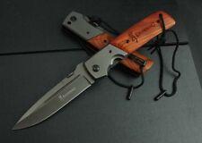USA Design DA52 Survival Camping Klappmesser Jagdmesser Messer Folding Knife NEU