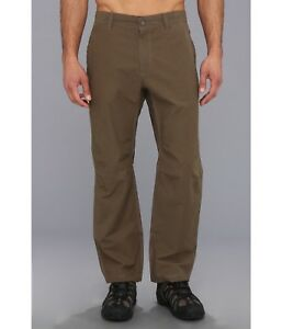 The North Face Granite Dome men's Pants Utility Brown 38 XL bnwt