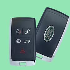 Land Rover 2018 2020 Oem 5 Button Smart Key Kobjxf18a Unlocked New Blade Fits Range Rover Evoque