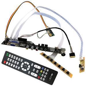 HDMI USB TV Port Board Remote Controller for iPad2 A1395 A1396 A1397 LCD Panel
