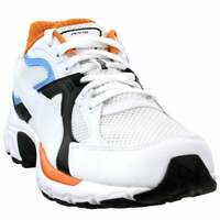 Puma Axis Plus 90S Lace Up  Mens  Sneakers Shoes Casual   - White