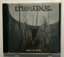 EMBRIONAL - Cusp Of Evil (gold) CD Death Metal New Not Sealed