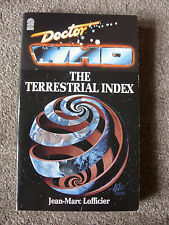 'Doctor Who - The Terrestrial Index' by Jean-Marc Lofficier - Virgin Books - p/b