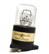 Leucht-Quarz 4680,8 kHz für Wehrmacht Funktechnik, Radio AG D.S. Loewe, Berlin