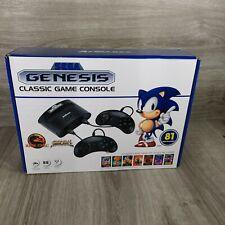 Sega Genesis Classic Game Console 81 Built-in Games Sonic Mortal Kombat (2017)