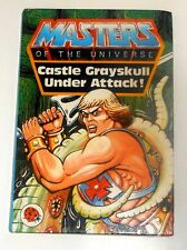Vintage Ladybird Books - CASTLE GREYSKULL UNDER ATTACK - (G02)