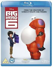 Big Hero 6 (Blu-ray - Disc only)