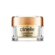 Clinelle Caviar Gold Firming Cream 40ml Nourish and Moisturise 24K Nano Gold FB