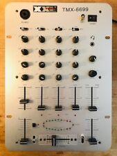 DJ Mischpult TMX-6699 4 Kanal Mixer
