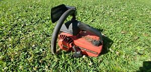 """Craftsman 2.3 16"""" Chainsaw for PARTS OR REPAIR"""