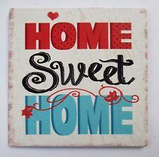 u Home Sweet Home LICENSE PLATE GENERAL METAL MAGNET