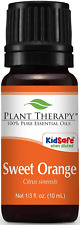 Plant Therapy Sweet Orange Essential Oil. 100% Pure Undiluted, Therapeutic Grade
