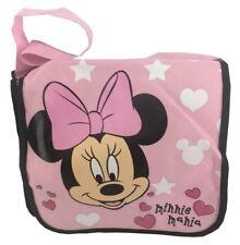 Disney Minnie Mouse SCHLEIFE Umhängetasche in pink 31x24x9cm Mädchentasche